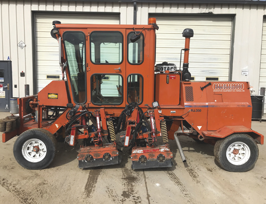 2000 Swanston CT-2000 Grinding Tractor