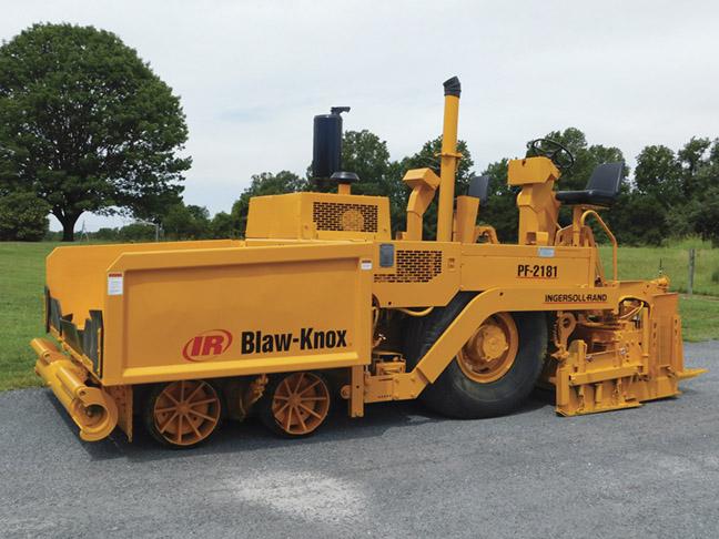 2001 Blaw Knox PF 2181 Paver
