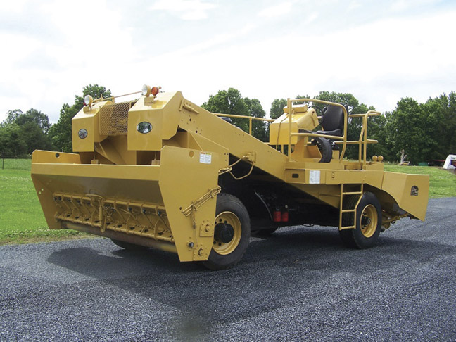 2003 Etnyre 2WD Chip Spreader