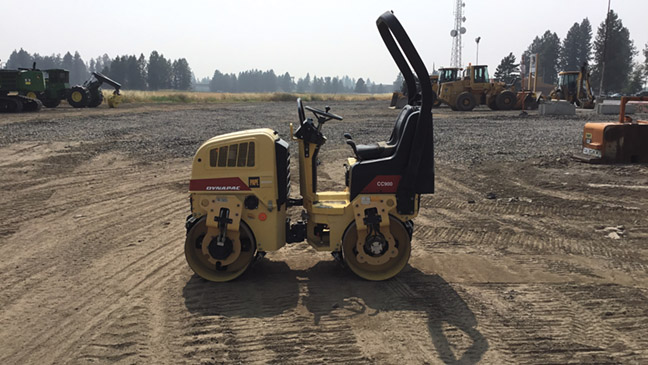 2008 Dynapac CC900