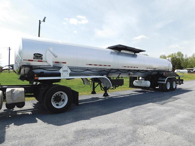 2009 & 2011 Etnyre Tanker Distributors
