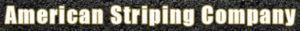 American Striping Company