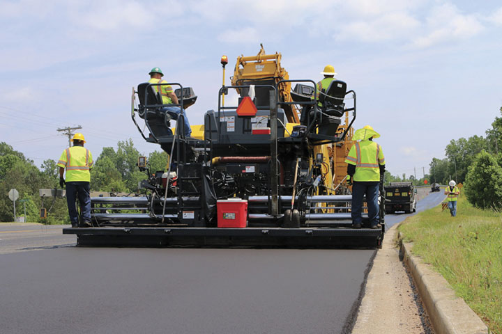 BOMAG Launches 10-FT Highway-Class Pavers