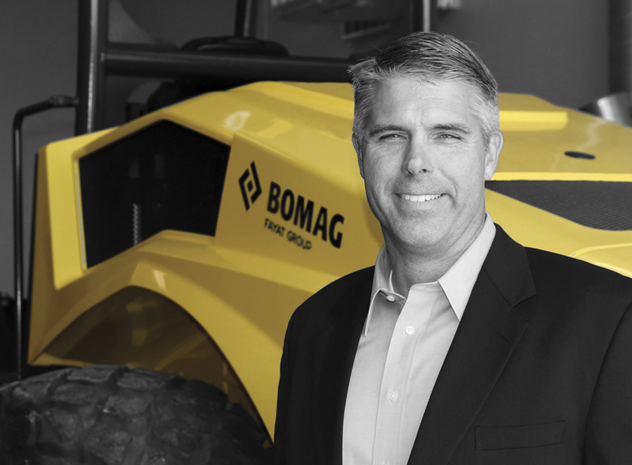 Bomag Appoints Cole Renken As Vice-President Of Sales & Marketing