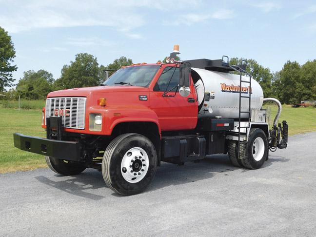 2000 Rosco Maximizer II Distributor