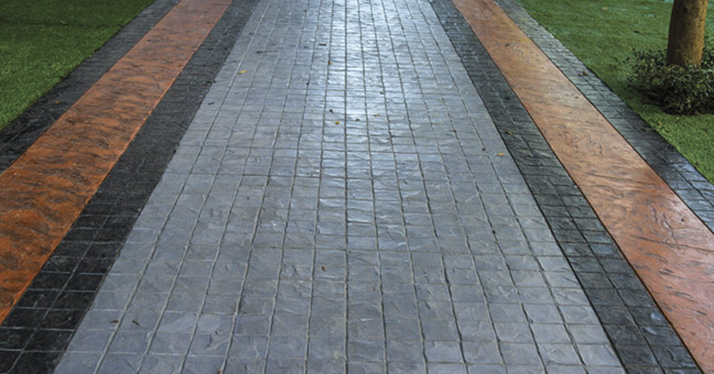 Decorative Pavement, Beauty and Function
