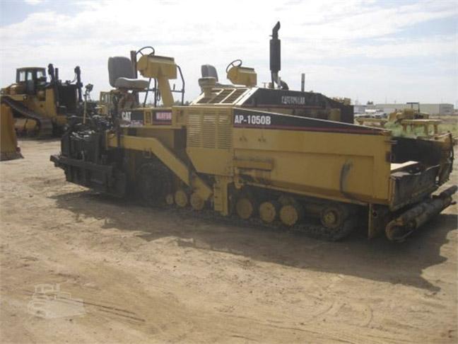 1995 CAT  AP-1050B