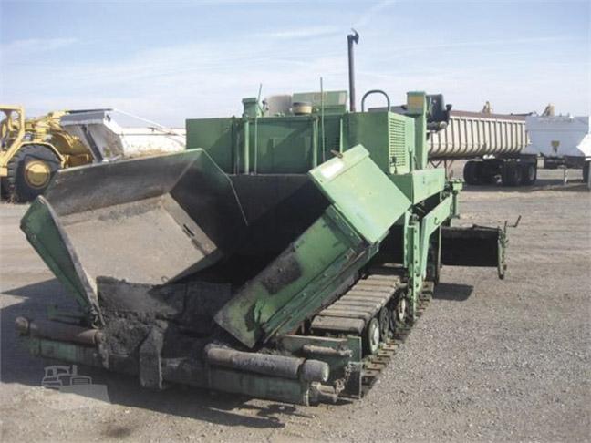 BARBER-GREENE SA125