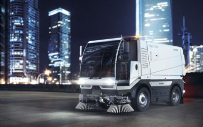 Benefits of Commercial Sweeping
