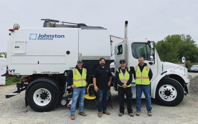 Going Above & Beyond  Johnston, a BUCHER Company