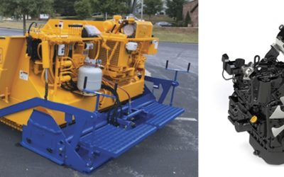 YANMAR Mastry Engine Center for Puckett Equipment's Asphalt Pavers