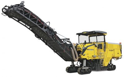 Bomag Launches Enhanced 600-Hp-Class Cold Planers