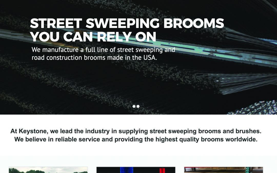 Streamlined and User-friendly Website Provides Valuable Insights and Resources  for the Street Sweeping Industry