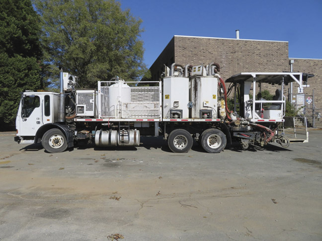 2006 Arrow 4-3000 LB Diesel Fired Thermo Longliner