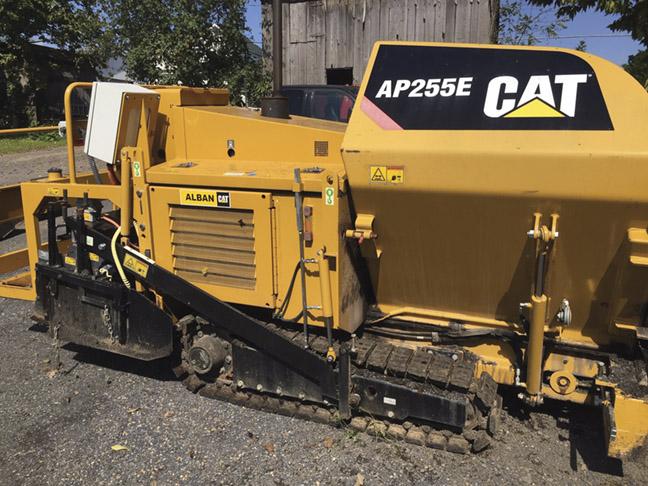 2014 Cat AP 255 E