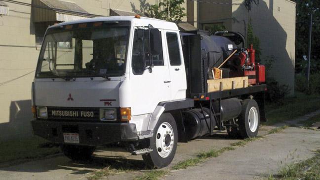 1993 Mitsubishi Fuso