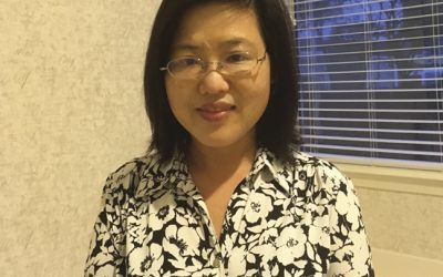 Meet Sherry Guo, Ph.D.