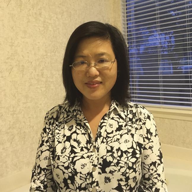 Meet Sherry Guo, Ph.D.