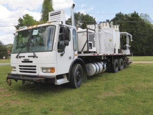2006 Freightliner Thermo Longliner