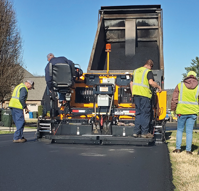 Why the Asphalt Paving Business?