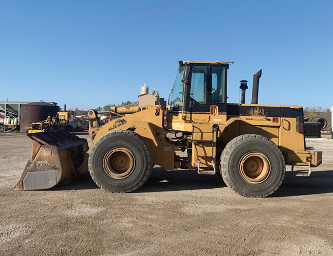 1996 CAT 950 F Series II