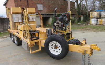 2005 MB Twin 800 LB Diesel Thermo Melter