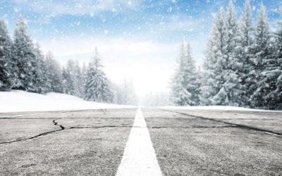 Winterizing the Asphalt Paver