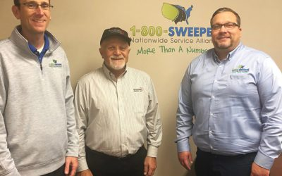 Keystone Plastics Partners with 1-800-SWEEPER to Supply Replacement Street Sweeping Brooms