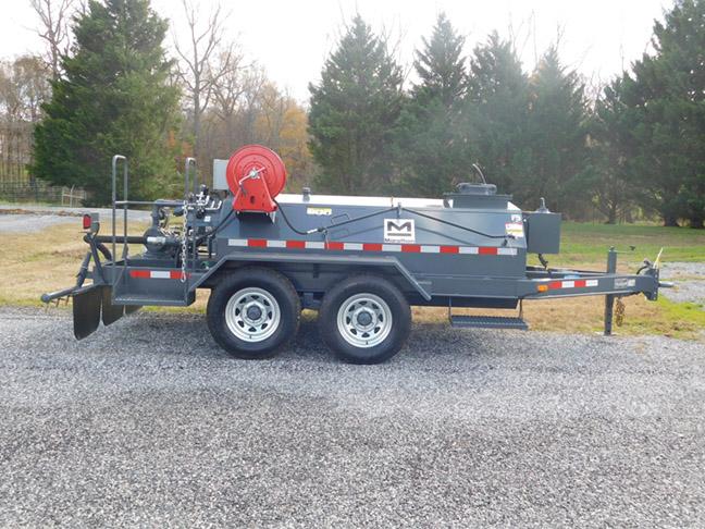 New Marathon LD600PT asphalt distributor