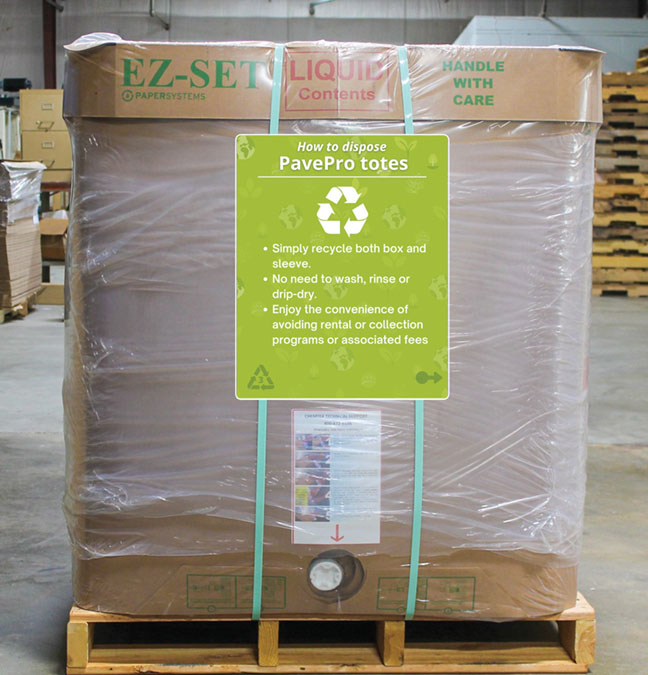 Chemtek, Inc. Introduces EarthWise Packaging