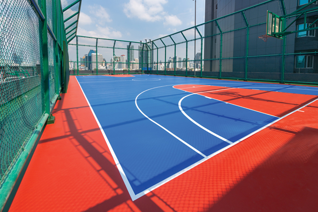 Thinking about Sports Surfaces & Sports Courts?