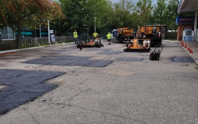 From Accounting to Asphalt